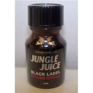 Jungle Juice poppers Black label 10 Ml nitrite de pentyle