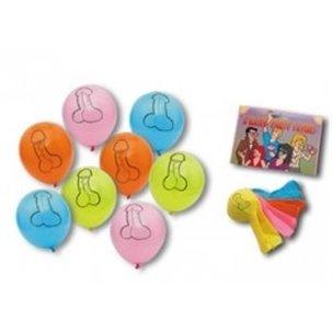 ballons penis pecker
