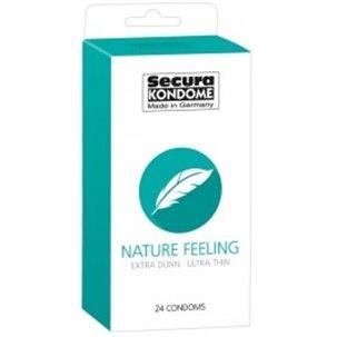 24 Préservatifs Extra Fin - Nature Feeling