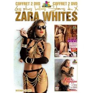 Coffret 2 DVD Zara Whites