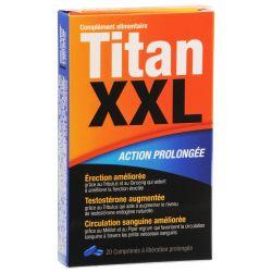 Titan XXL - 20 comprimés Labophyto