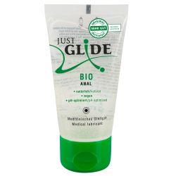 Lubrifiant Just Glide Anal BIO 50 ml