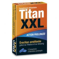 Titan XXL - 2 comprimés Labophyto