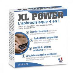 XL power 20 gélules 4 en 1 Labophito