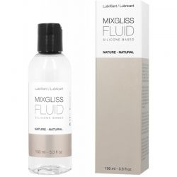 Fluid Nature 100 ml Lubrifiant Silicone Mixgliss