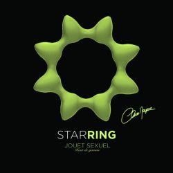 Anneau Star Ring Phosphorescent en silicone Clara Morgane