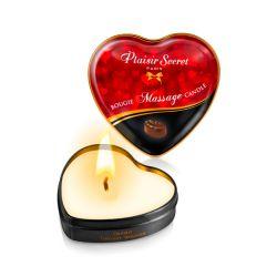 Mini Bougie de massage Chocolat Plaisir secret