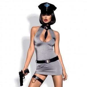 La joueuse Policière