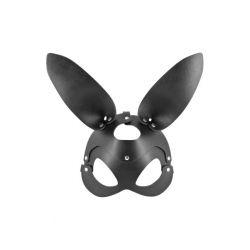 Masque fétichiste oreilles de lapin Fetish tentation