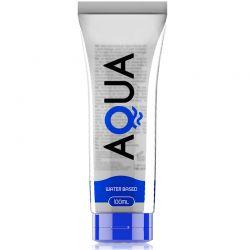 Lubrifiant à base d'eau Aqua - 100 ml