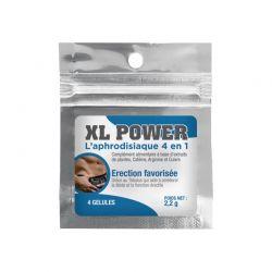 XL power 4 gélules 4 en 1 Labophyto